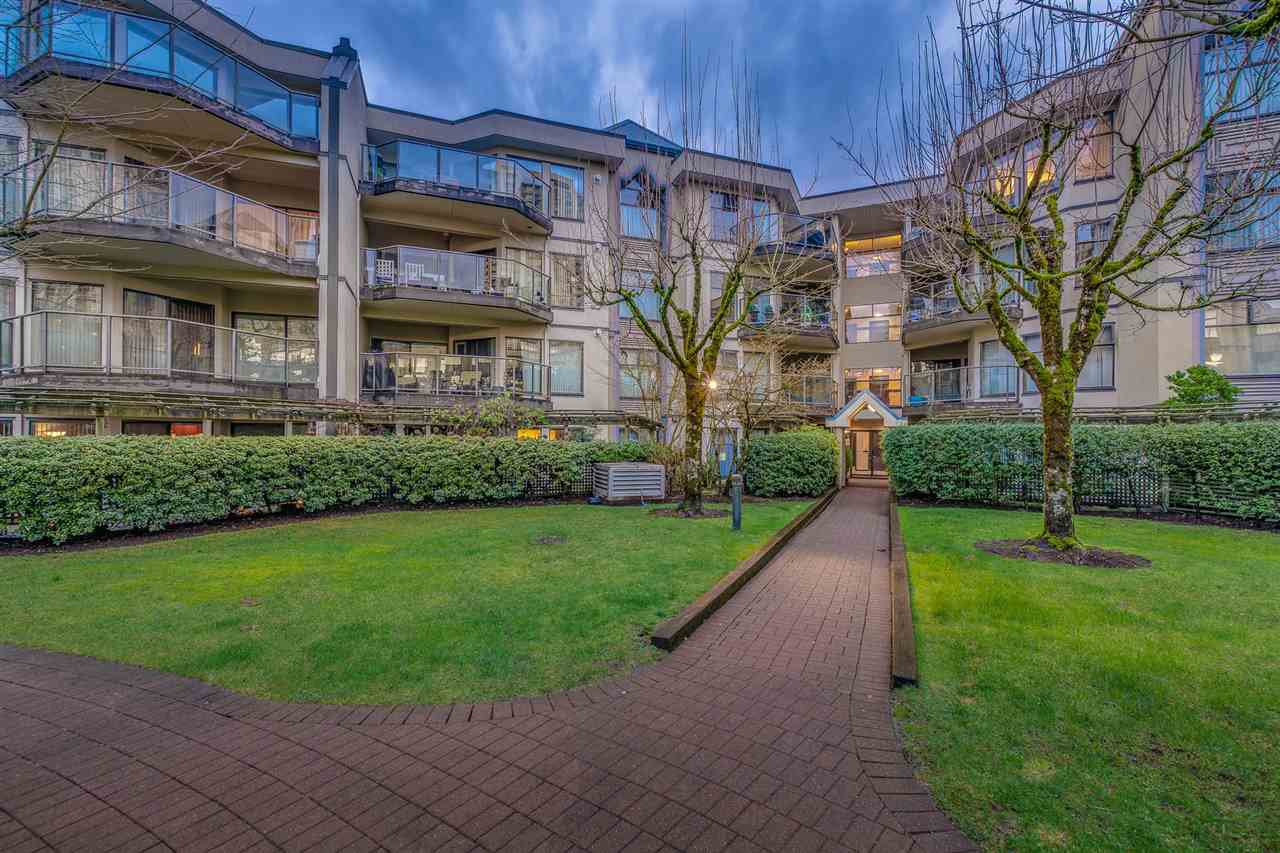 "Main Photo: 115 2968 BURLINGTON Drive in Coquitlam: North Coquitlam Condo for sale in ""THE BURLINGTON"" : MLS®# R2238048"