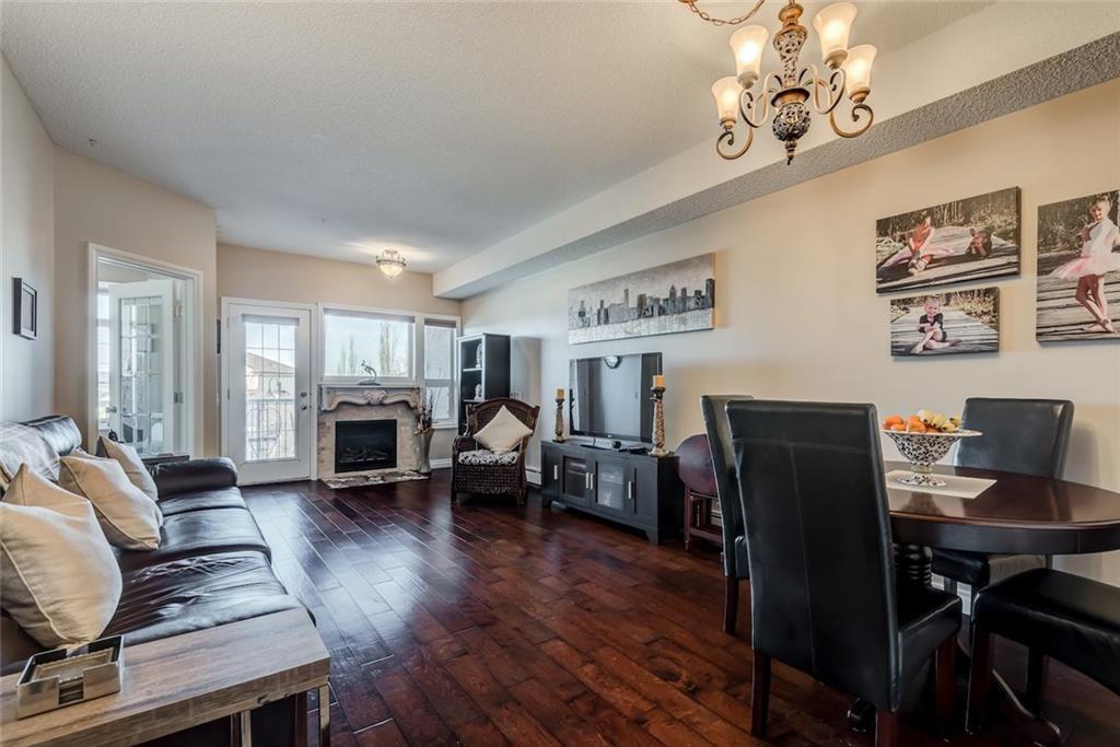 Photo 10: Photos: 210 248 SUNTERRA RIDGE Place: Cochrane Condo for sale : MLS®# C4193925