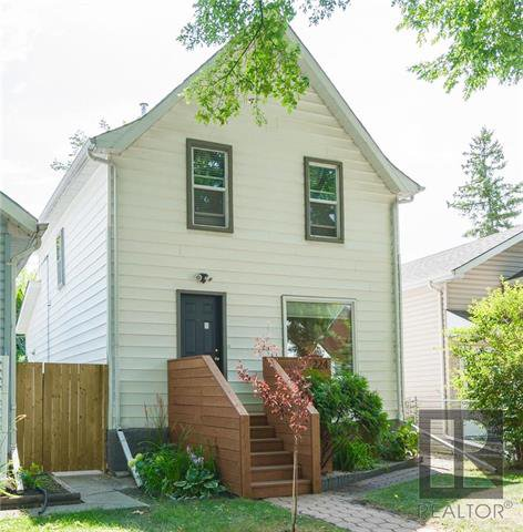 Main Photo: 224 Arnold Avenue in Winnipeg: Residential for sale (1A)  : MLS®# 1821640