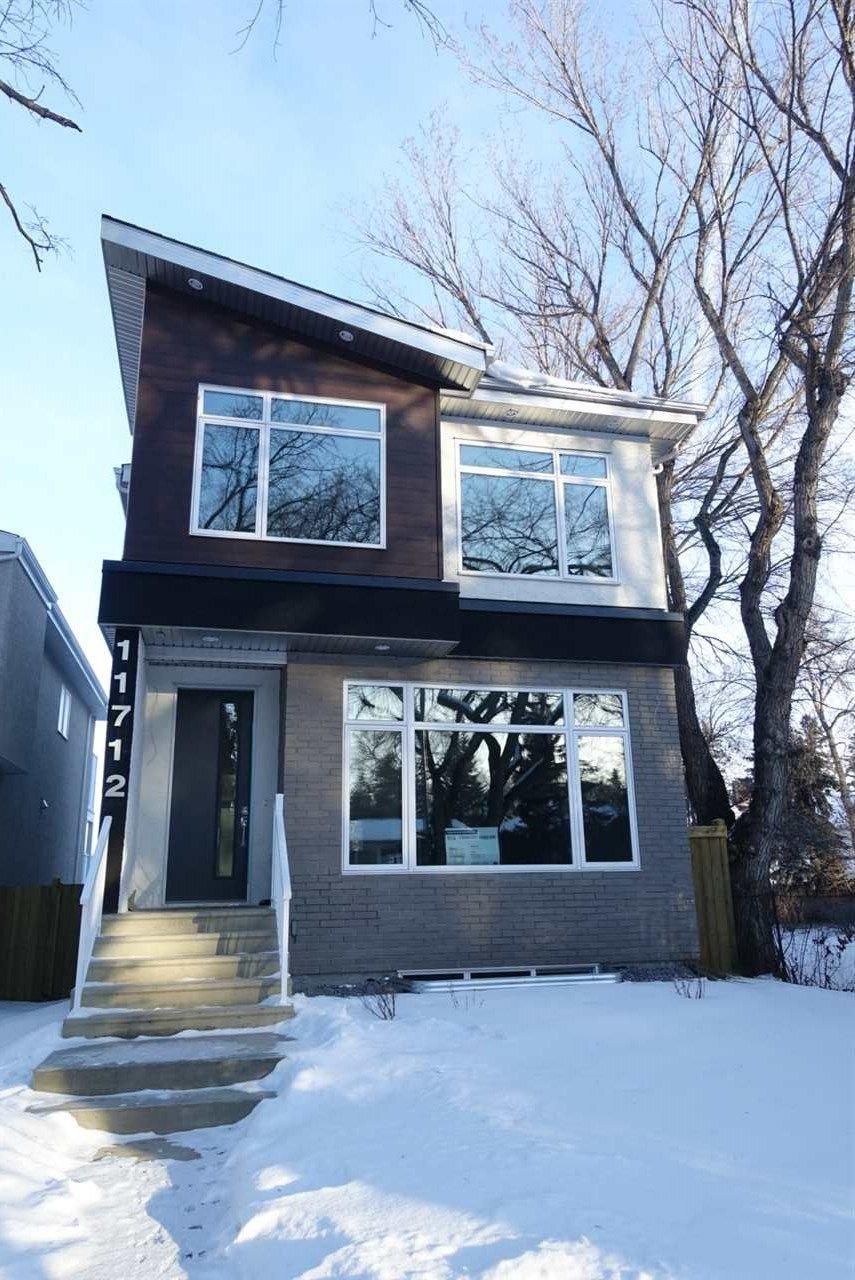Main Photo: 11712 Edinboro Road in Edmonton: Zone 15 House for sale : MLS®# E4140531