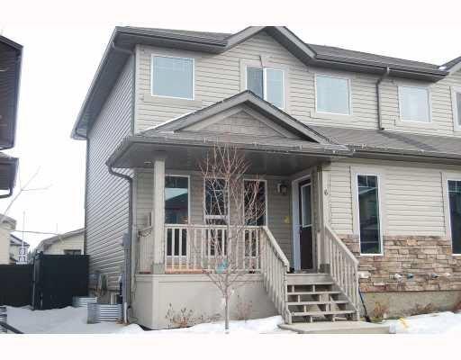 Main Photo: 6 VIVIAN Way: Spruce Grove House Half Duplex for sale : MLS®# E4149008