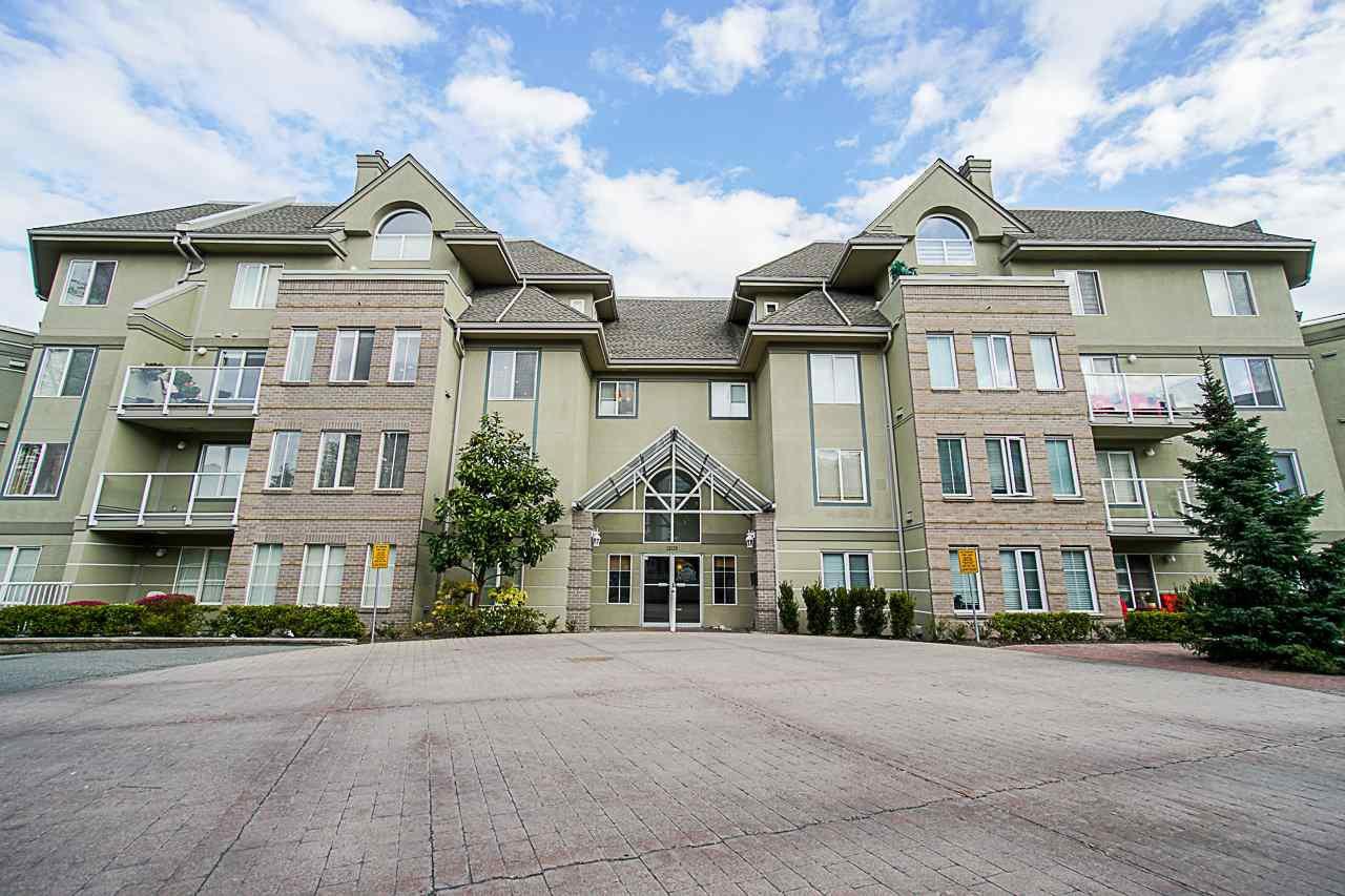 Main Photo: 301 12125 75A Avenue in Surrey: West Newton Condo for sale : MLS®# R2366072