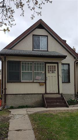 Photo 1: Photos: 371 Arlington Street in Winnipeg: Residential for sale (5A)  : MLS®# 1911470