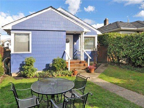 Main Photo: 4998 PRINCE ALBERT Street in Vancouver East: Fraser VE Home for sale ()  : MLS®# V1057034