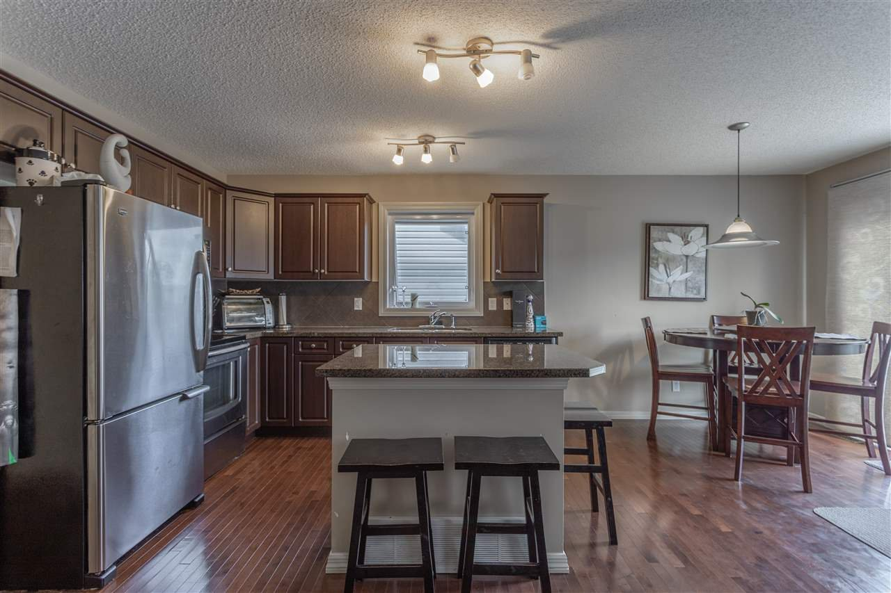 Main Photo: 1287 CUNNINGHAM Drive in Edmonton: Zone 55 House Half Duplex for sale : MLS®# E4166372