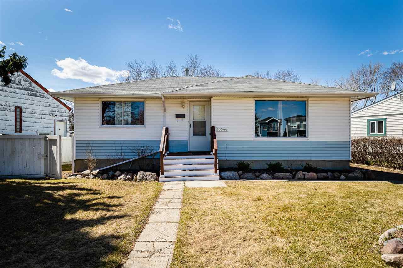 Main Photo: 10546 157 Street in Edmonton: Zone 21 House for sale : MLS®# E4195239