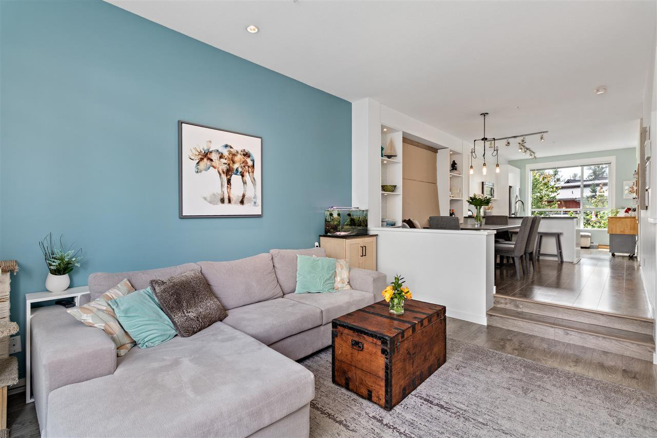 """Photo 3: Photos: 13 2358 RANGER Lane in Port Coquitlam: Riverwood Townhouse for sale in """"FREMONT INDIGO BY MOSAIC"""" : MLS®# R2468658"""