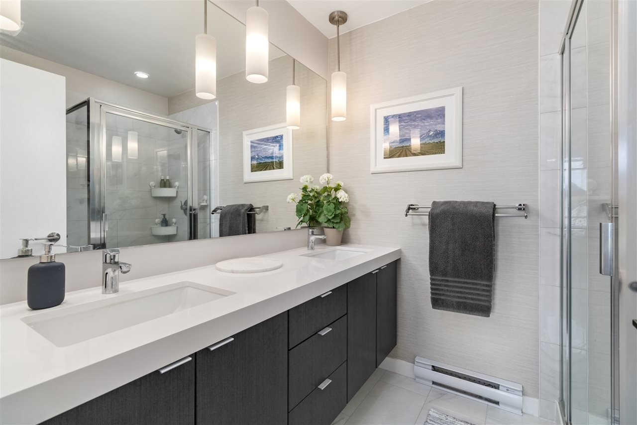 """Photo 12: Photos: 13 2358 RANGER Lane in Port Coquitlam: Riverwood Townhouse for sale in """"FREMONT INDIGO BY MOSAIC"""" : MLS®# R2468658"""