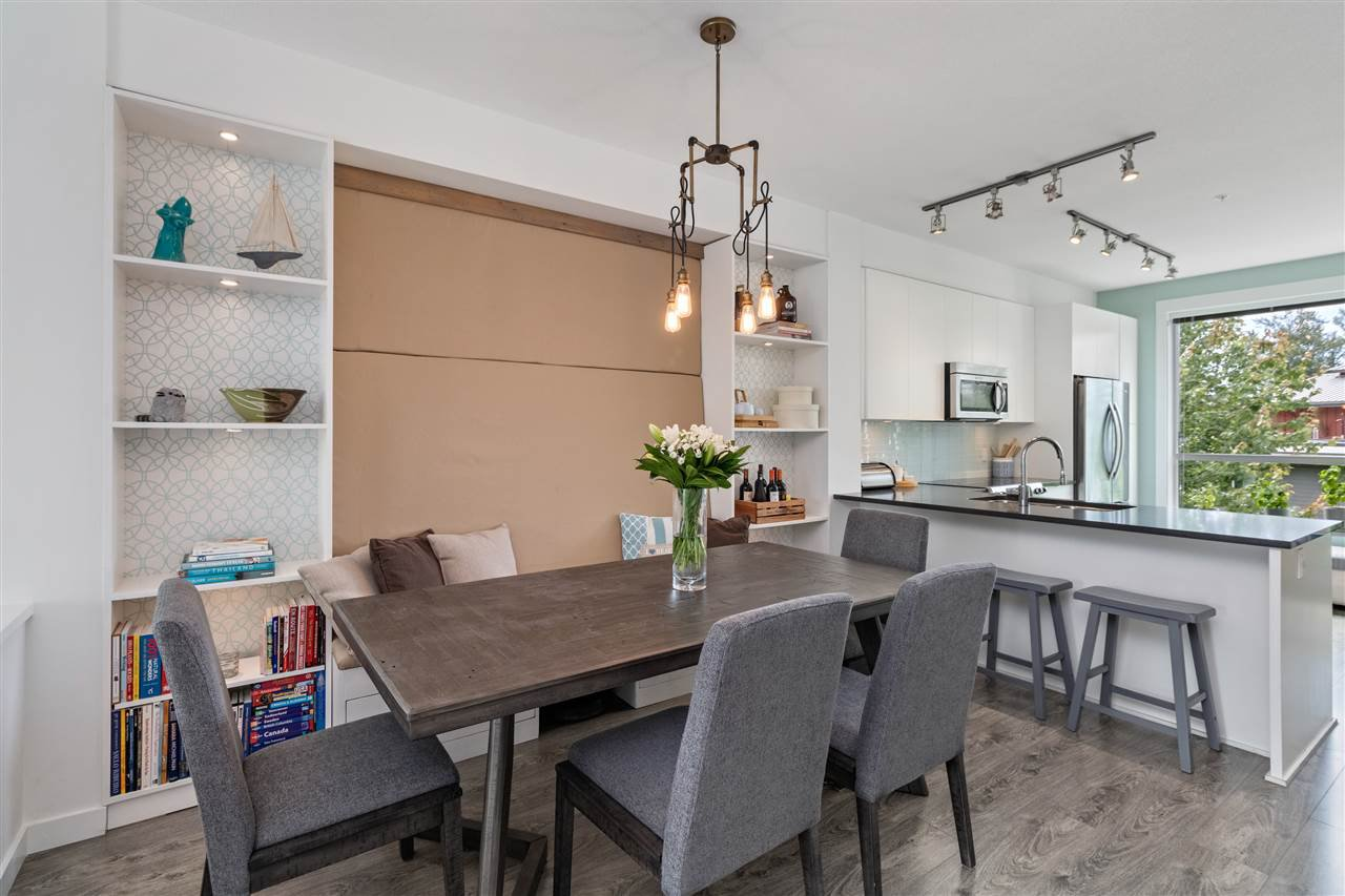 """Photo 6: Photos: 13 2358 RANGER Lane in Port Coquitlam: Riverwood Townhouse for sale in """"FREMONT INDIGO BY MOSAIC"""" : MLS®# R2468658"""