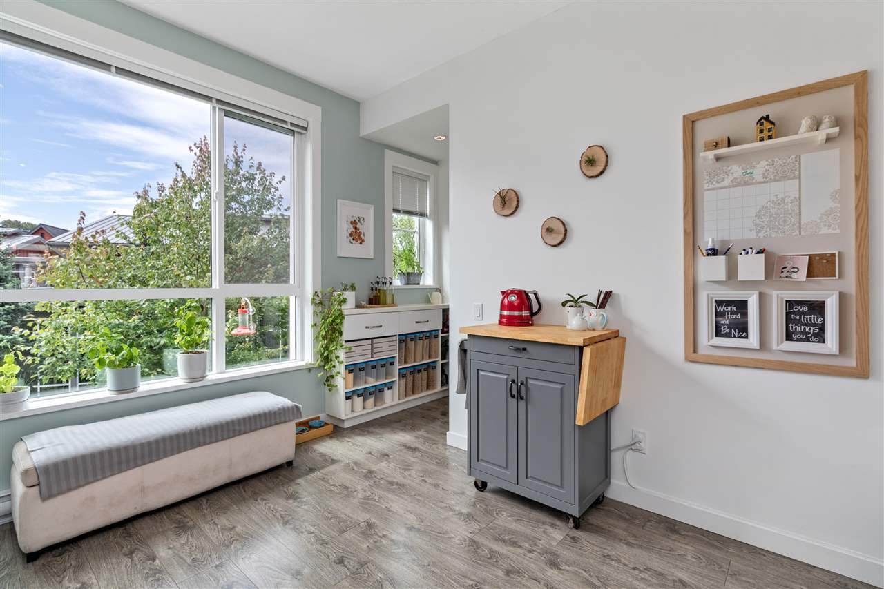 """Photo 10: Photos: 13 2358 RANGER Lane in Port Coquitlam: Riverwood Townhouse for sale in """"FREMONT INDIGO BY MOSAIC"""" : MLS®# R2468658"""