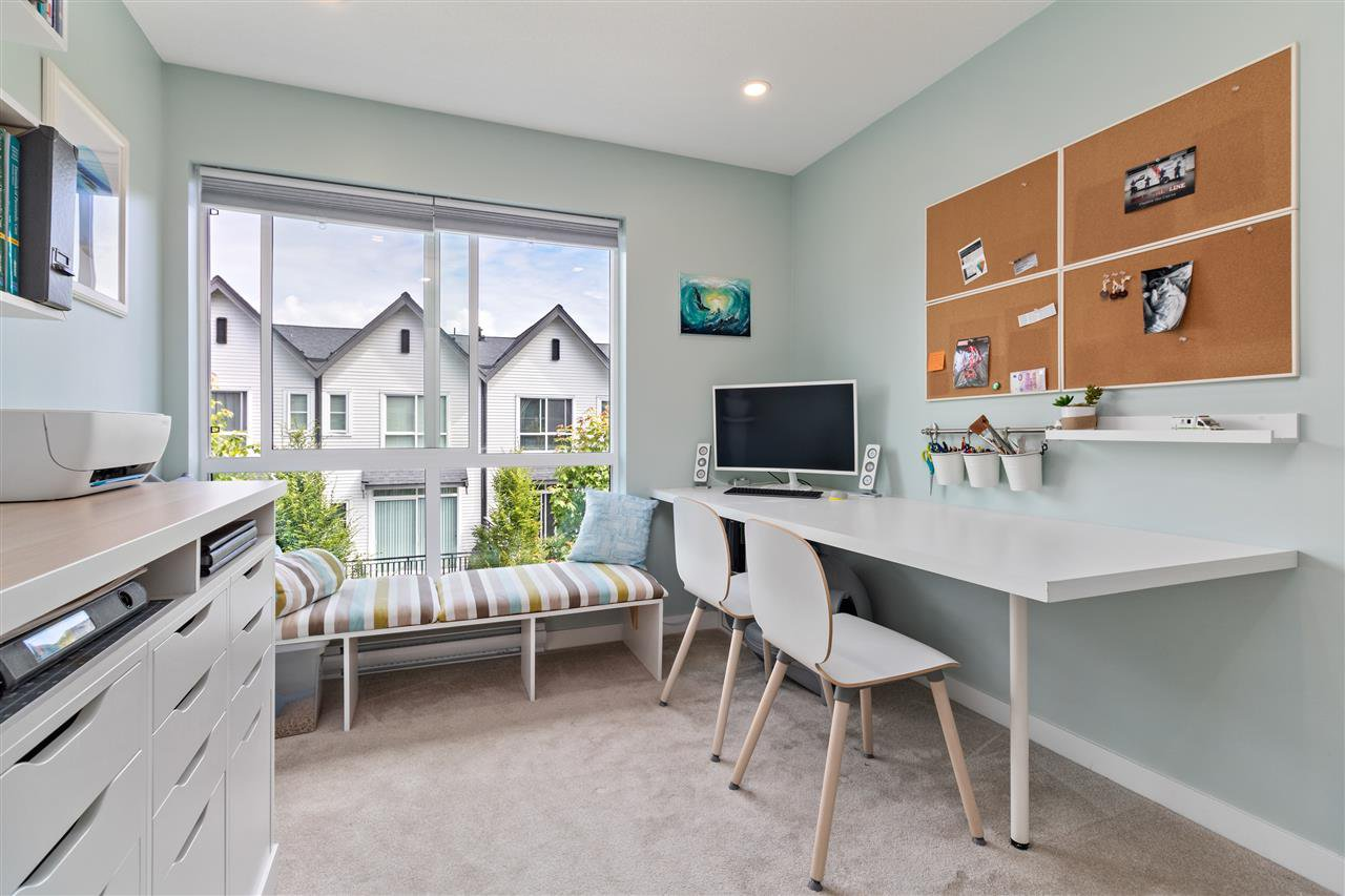"""Photo 16: Photos: 13 2358 RANGER Lane in Port Coquitlam: Riverwood Townhouse for sale in """"FREMONT INDIGO BY MOSAIC"""" : MLS®# R2468658"""