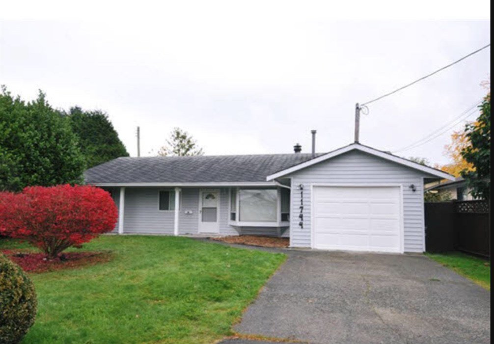 Main Photo: 11744 203 Street in Maple Ridge: Southwest Maple Ridge House for sale : MLS®# R2469640