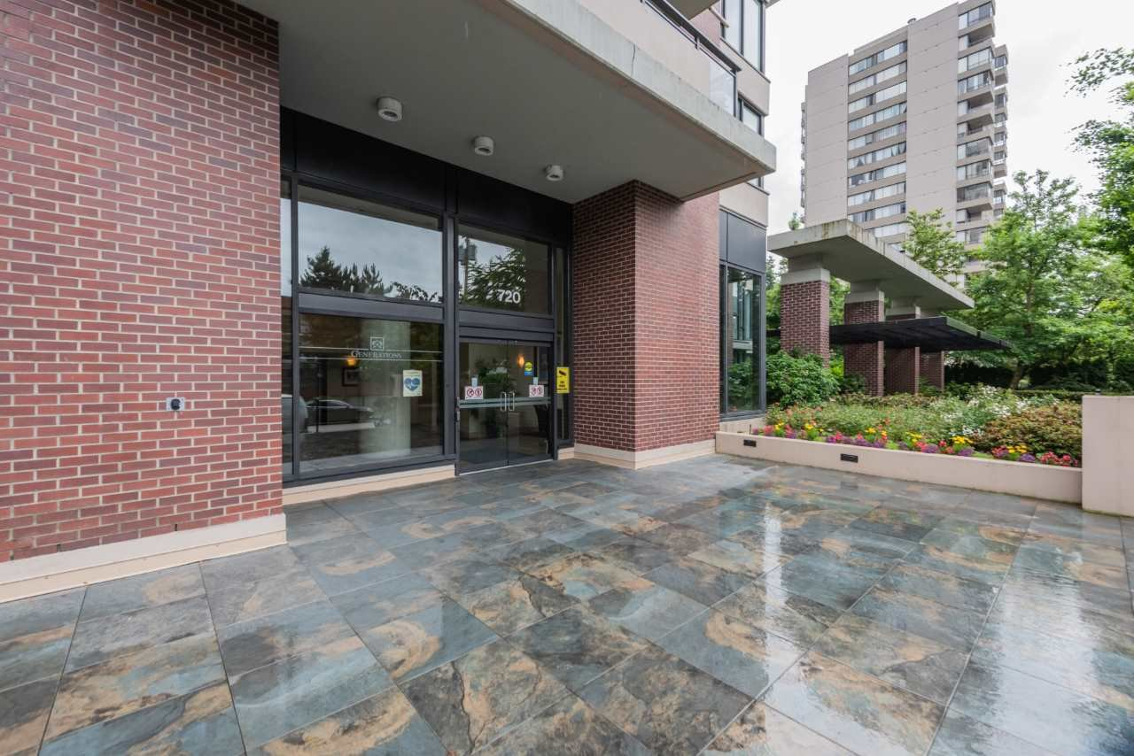 "Main Photo: 1402 720 HAMILTON Street in New Westminster: Uptown NW Condo for sale in ""GENERATION"" : MLS®# R2470113"