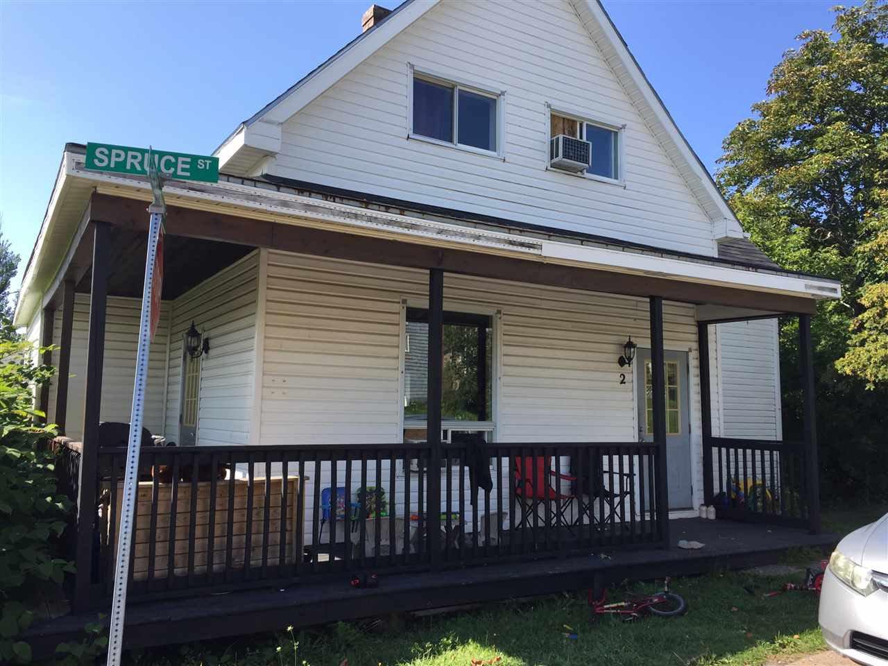 Main Photo: 21 Spruce Street in Trenton: 107-Trenton,Westville,Pictou Multi-Family for sale (Northern Region)  : MLS®# 202018518