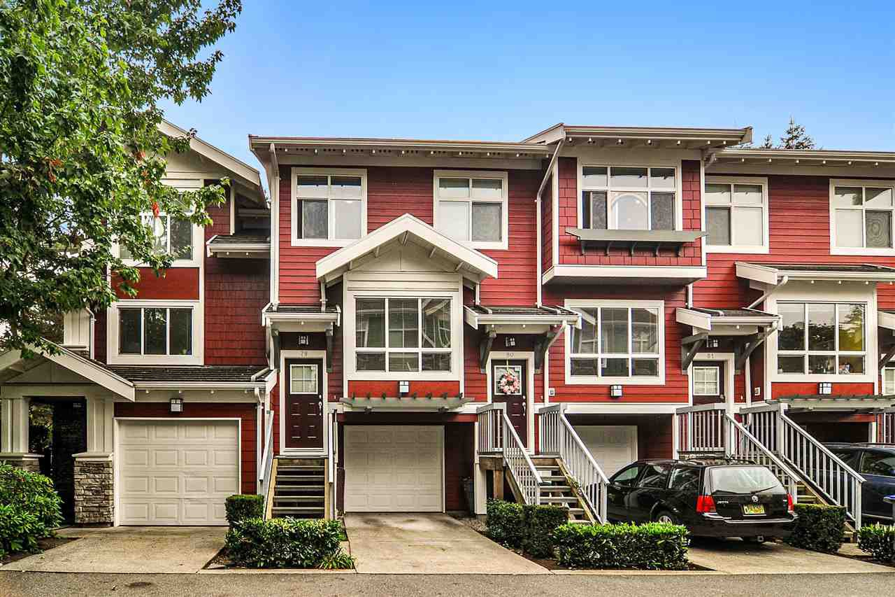 """Main Photo: 79 15168 36 Avenue in Surrey: Morgan Creek Townhouse for sale in """"Solay"""" (South Surrey White Rock)  : MLS®# R2498353"""