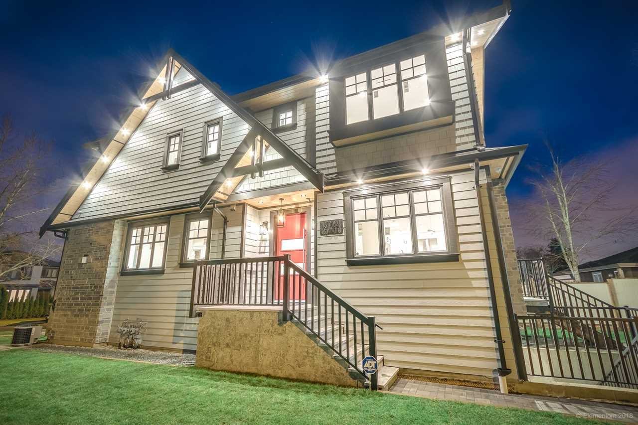 Main Photo: 3738 CARNARVON Street in Vancouver: MacKenzie Heights 1/2 Duplex for sale (Vancouver West)  : MLS®# R2523926
