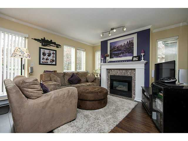 Main Photo: 55 206 Laval Street in Coquitlam: Maillardville Condo for sale : MLS®# v977299