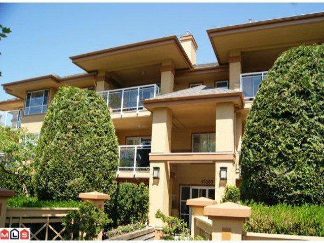 "Main Photo: 301 15185  22ND AV in Surrey: Sunnyside Park Surrey Condo for sale in ""Villa Pacific"" (South Surrey White Rock)  : MLS®# F1114639"