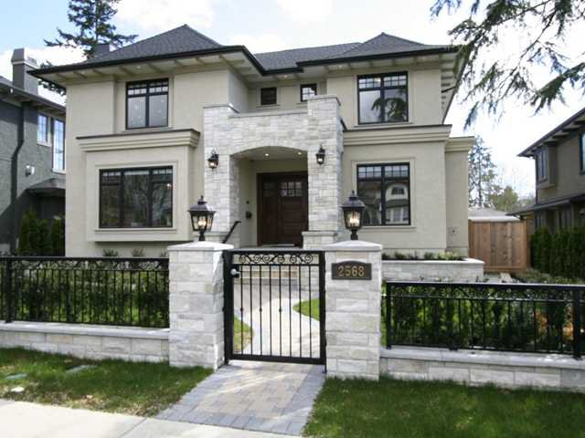 Main Photo: 2568 35TH AVE W Vancouver, Westside House Sold