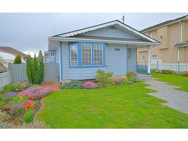 "Main Photo: 8086 16TH Avenue in Burnaby: East Burnaby House for sale in ""EAST BURNABY"" (Burnaby East)  : MLS®# V1115996"