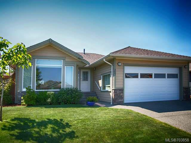 Main Photo: 3663 Vermont Pl in CAMPBELL RIVER: CR Willow Point House for sale (Campbell River)  : MLS®# 703858