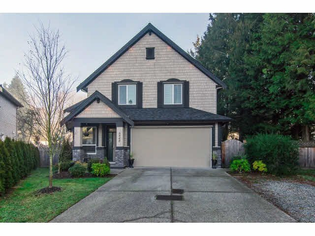 Main Photo: 6848 185A STREET in : Cloverdale BC House for sale : MLS®# F1430302