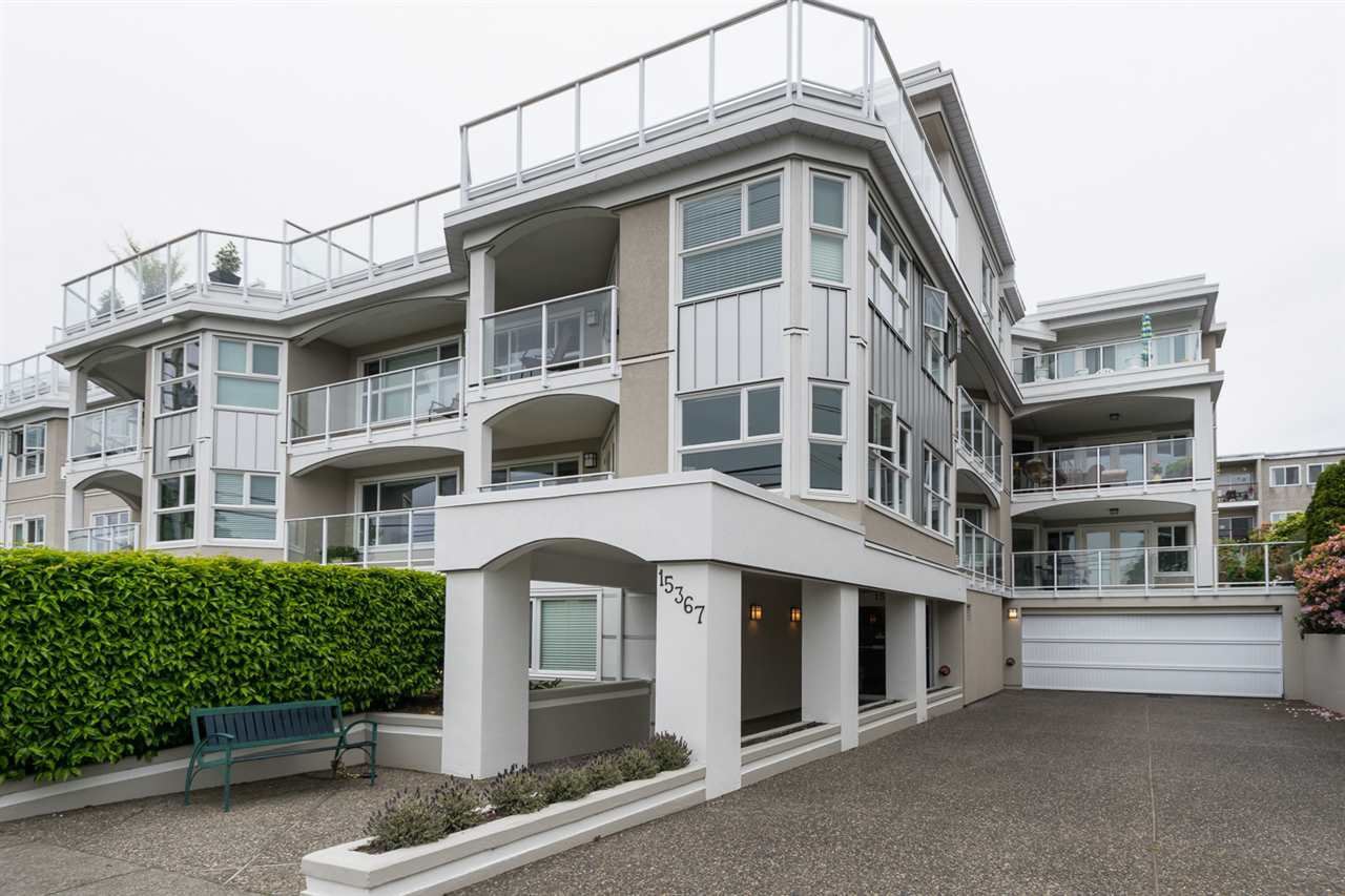 "Main Photo: 401 15367 BUENA VISTA Avenue: White Rock Condo for sale in ""The Palms"" (South Surrey White Rock)  : MLS®# R2070302"