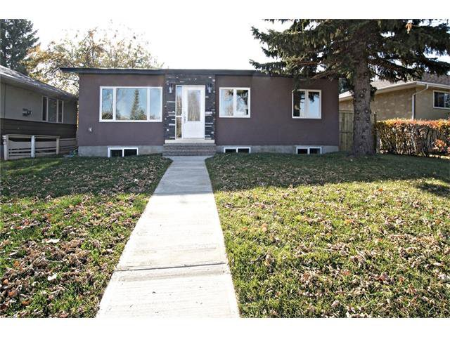 Main Photo: 4319 5 Avenue SW in Calgary: Wildwood House for sale : MLS®# C4066170