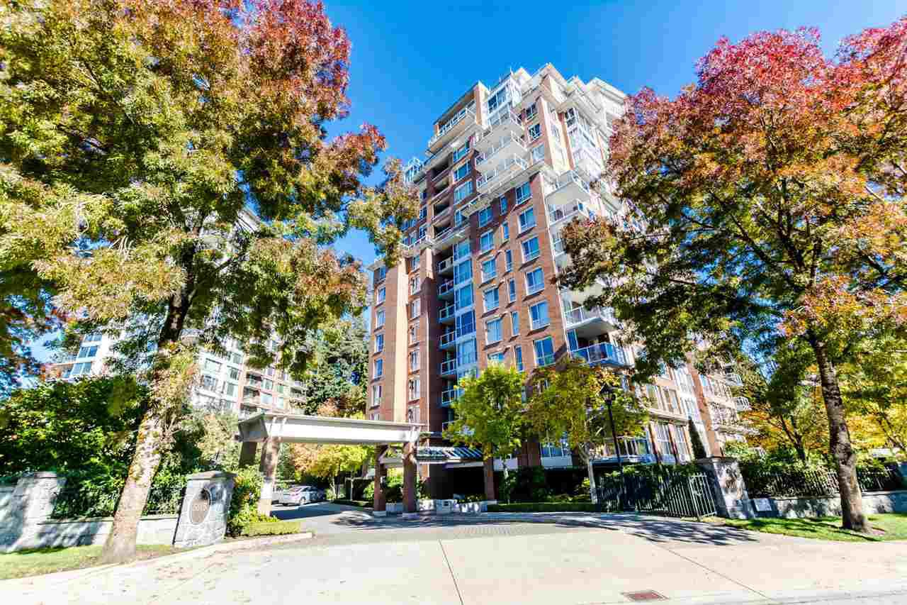 "Main Photo: 1502 5615 HAMPTON Place in Vancouver: University VW Condo for sale in ""BALMORAL"" (Vancouver West)  : MLS®# R2132292"