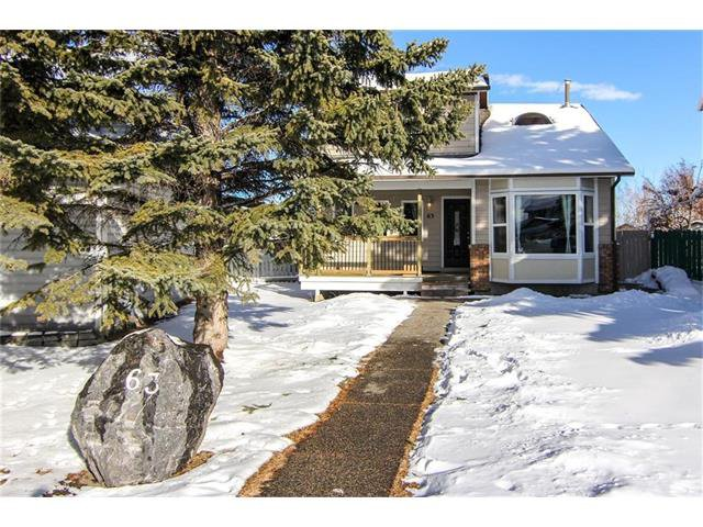 Main Photo: 63 MILLBANK Court SW in Calgary: Millrise House for sale : MLS®# C4098875