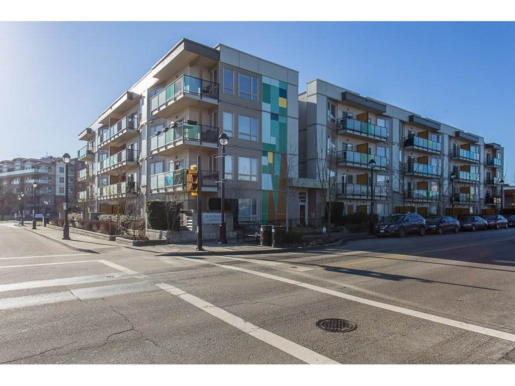 "Main Photo: 308 20460 DOUGLAS Crescent in Langley: Langley City Condo for sale in ""SERENADE"" : MLS®# R2234967"
