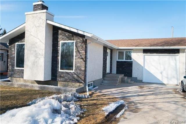 Main Photo: 291 Woodbine Avenue in Winnipeg: Riverbend Residential for sale (4E)  : MLS®# 1807984