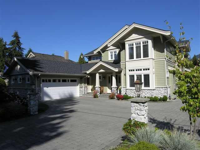 Main Photo: 1262 BEDFORD COURT in : Edgemont House for sale (North Vancouver)  : MLS®# V1009396