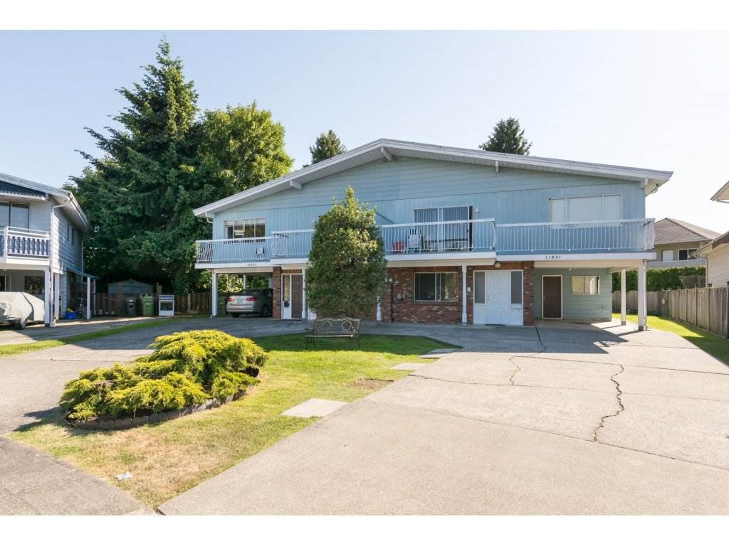 Main Photo: 11891 DUNAVON Place in Richmond: Steveston South House Fourplex for sale : MLS®# R2271894