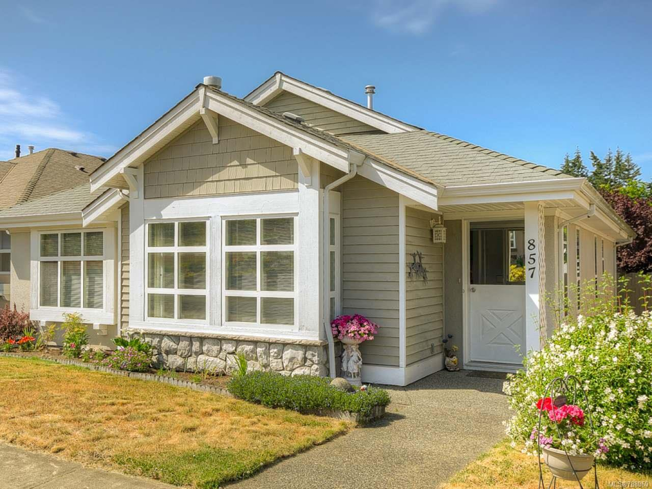 Main Photo: 857 Edgeware Ave in PARKSVILLE: PQ Parksville House for sale (Parksville/Qualicum)  : MLS®# 788969