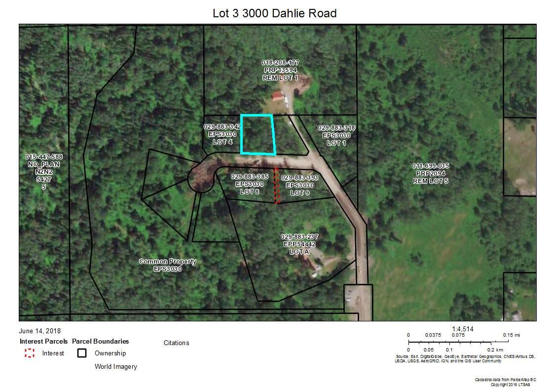 "Main Photo: 3 3000 DAHLIE Road in Smithers: Smithers - Rural Land for sale in ""Mountain Gateway Estates"" (Smithers And Area (Zone 54))  : MLS®# R2280165"