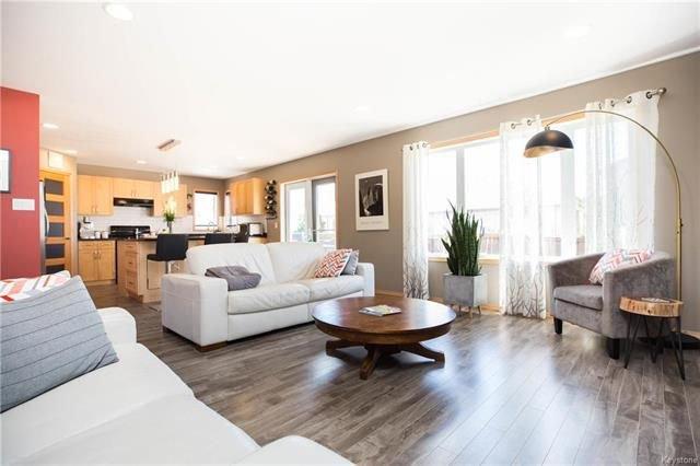 Photo 6: Photos: 46 Haverhill Crescent in Winnipeg: Royalwood Residential for sale (2J)  : MLS®# 1818965