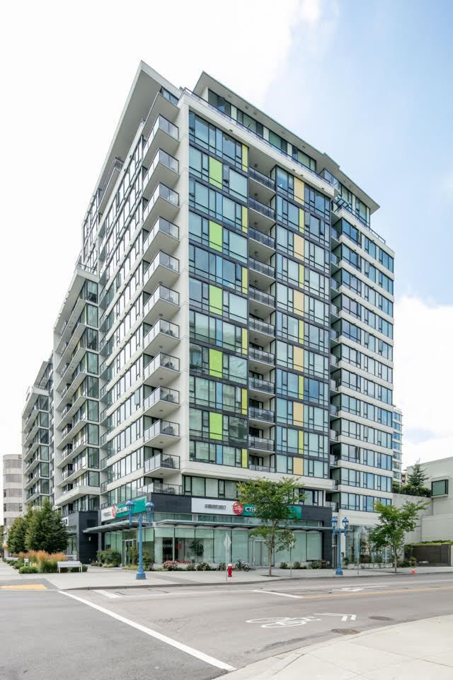 """Main Photo: 611 7988 ACKROYD Road in Richmond: Brighouse Condo for sale in """"QUINTET"""" : MLS®# R2294511"""