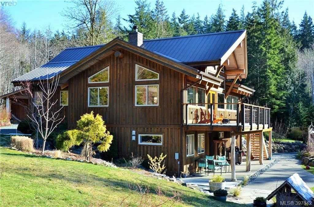 Main Photo: 10003 West Coast Road in SHIRLEY: Sk French Beach Single Family Detached for sale (Sooke)  : MLS®# 397842