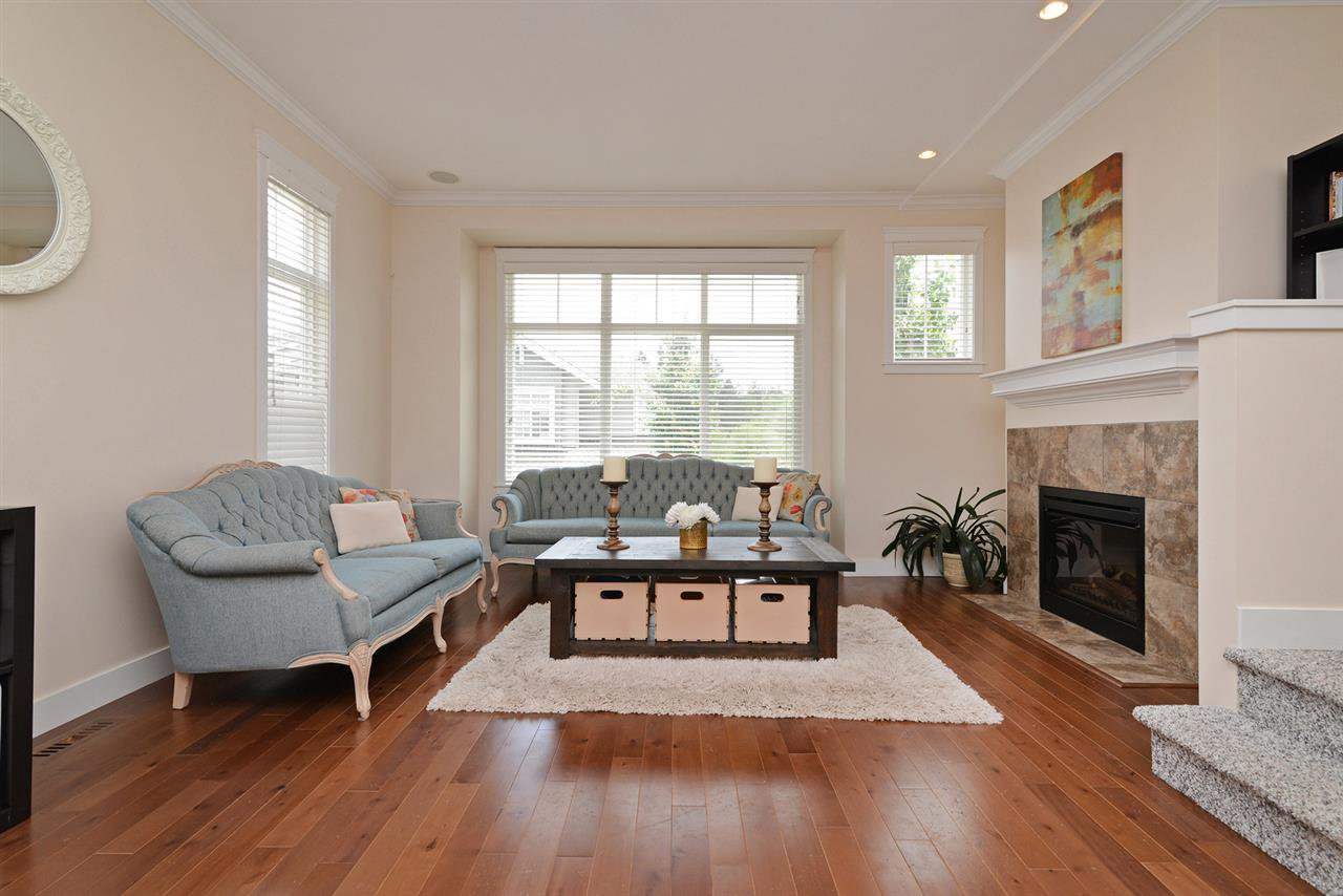 "Main Photo: 58 11282 COTTONWOOD Drive in Maple Ridge: Cottonwood MR Townhouse for sale in ""MEADOWS AT VERIGINS RIDGE"" : MLS®# R2311697"