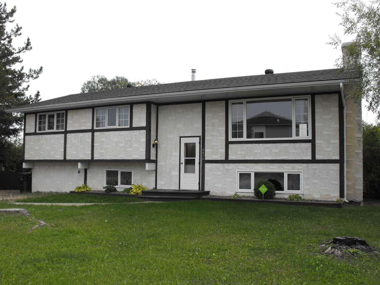Main Photo: 5013 57 Avenue: Elk Point House for sale : MLS®# E4131793