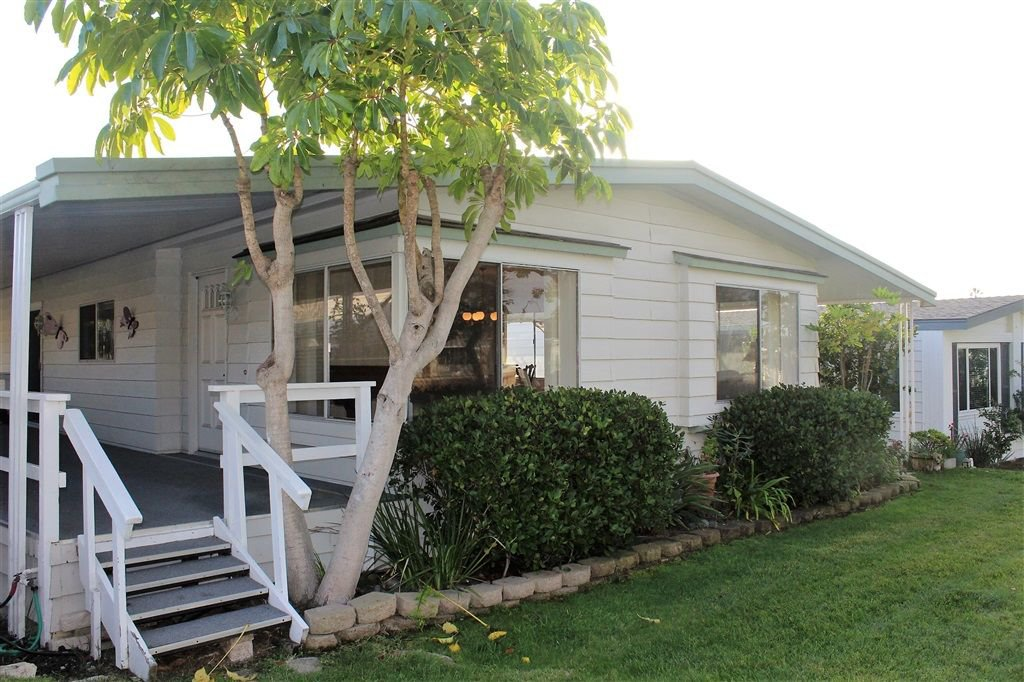 Main Photo: CARLSBAD WEST Manufactured Home for sale : 2 bedrooms : 7230 Santa Barbara #317 in Carlsbad