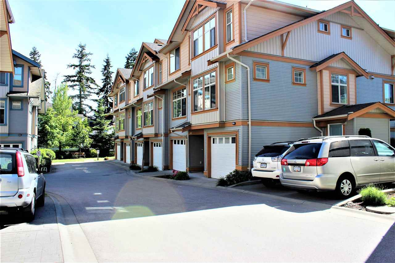 "Main Photo: 42 12036 66 Avenue in Surrey: West Newton Townhouse for sale in ""Dubb Villa Estates"" : MLS®# R2339039"