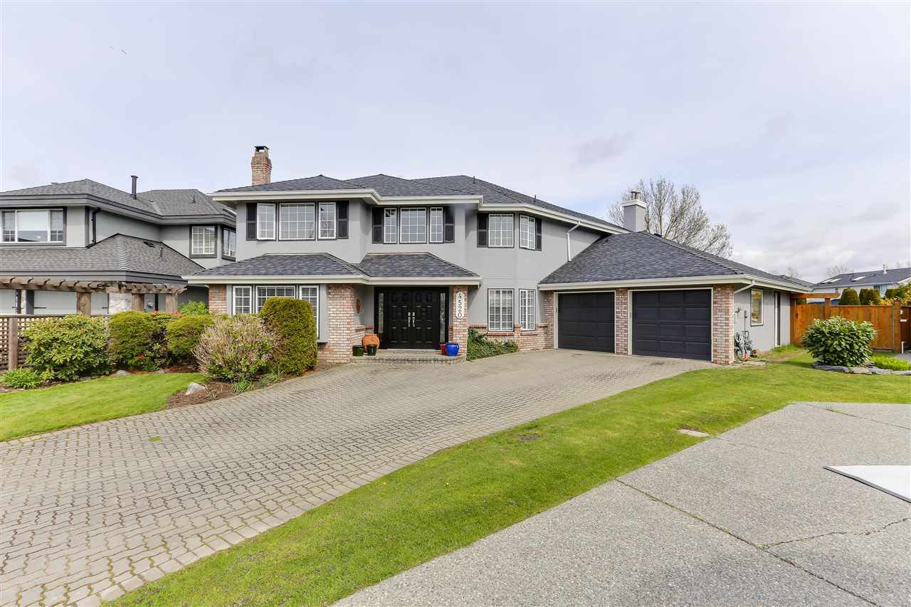 """Main Photo: 4520 DAWN Place in Delta: Holly House for sale in """"SUNRISE"""" (Ladner)  : MLS®# R2360161"""