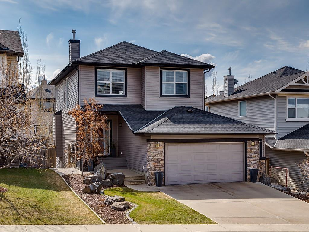 Main Photo: 113 TUSSLEWOOD Terrace NW in Calgary: Tuscany Detached for sale : MLS®# C4244235