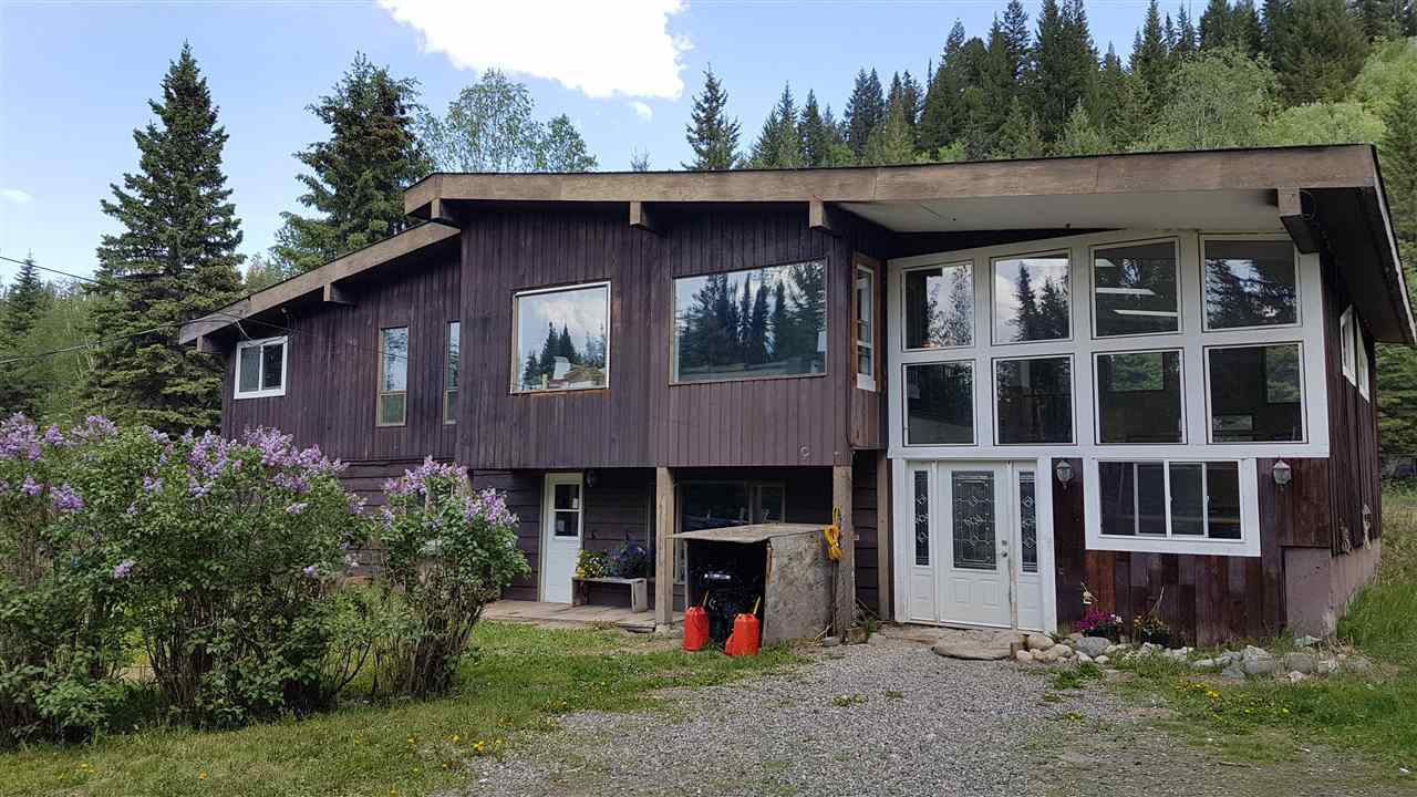 Main Photo: 11180 LOWER MUD RIVER Road: Lower Mud House for sale (PG Rural West (Zone 77))  : MLS®# R2375594