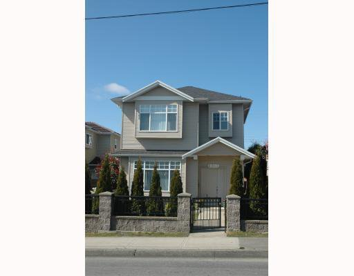 Main Photo: 8363 Oak St in Vancouver: Home for sale : MLS®# V700375