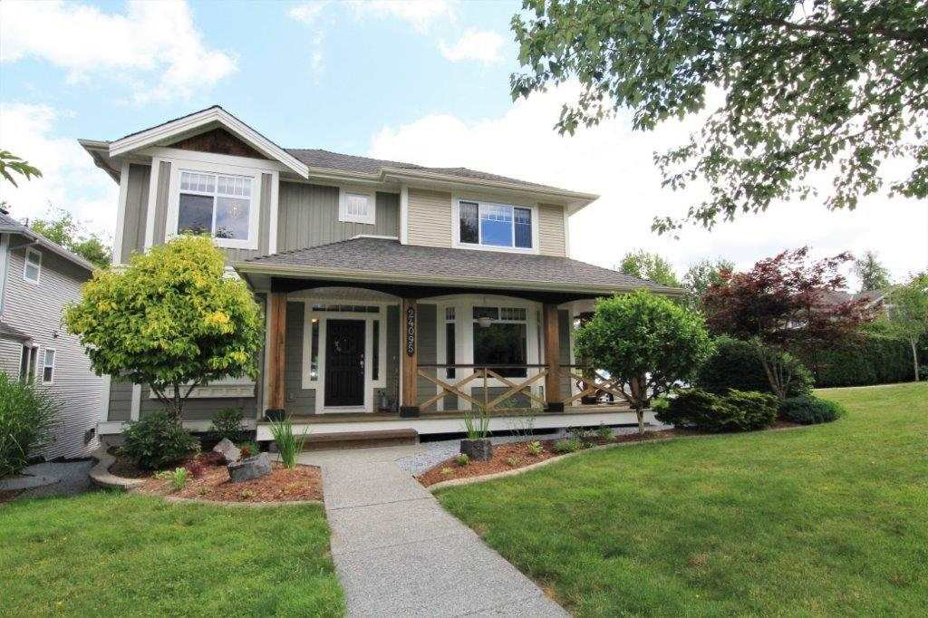 """Main Photo: 24095 MCCLURE Drive in Maple Ridge: Albion House for sale in """"MAPLE CREST"""" : MLS®# R2380726"""