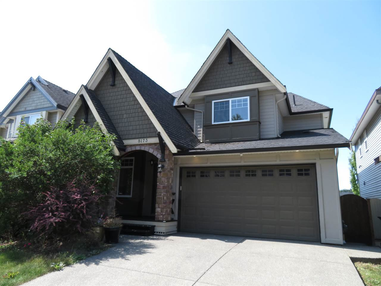 Main Photo: 8173 211 Street in Langley: Willoughby Heights House for sale : MLS®# R2396350