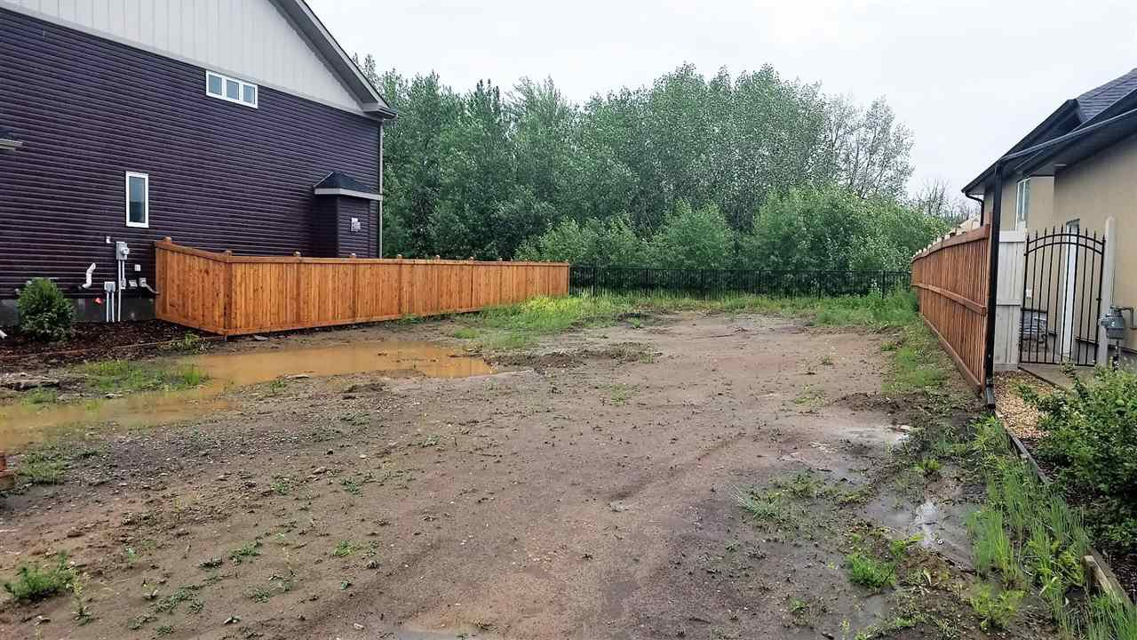 Main Photo: 74 ENCHANTED Way: St. Albert Vacant Lot for sale : MLS®# E4179780